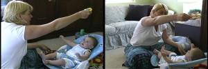 Parent-infant naturalistic interaction